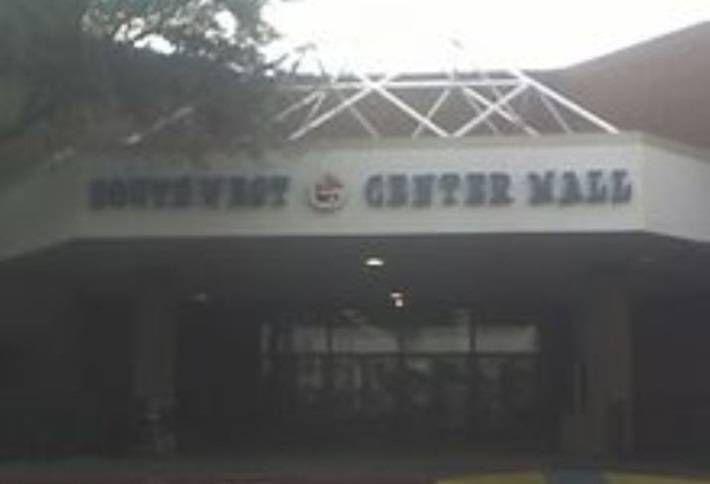 Southwest center mall in Dallas
