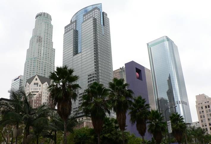 Top 5 Foreign Commercial Real Estate Investors in the US