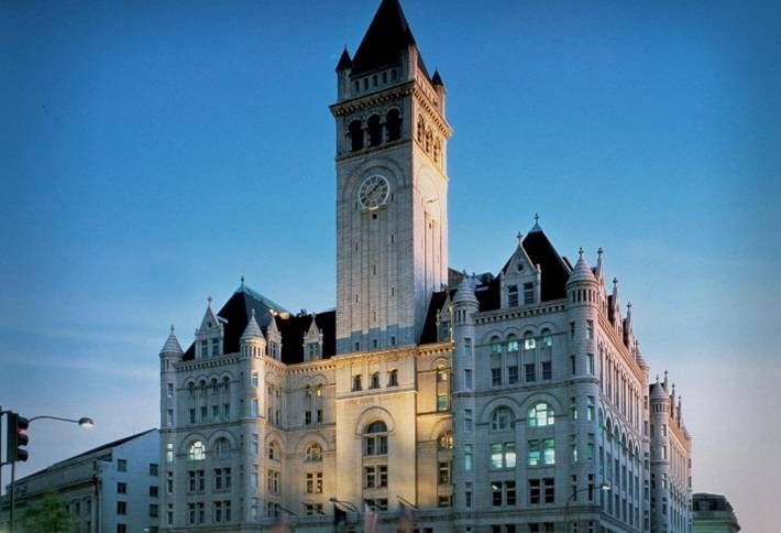 Trump International Hotel Lands Signature Restaurant Brand