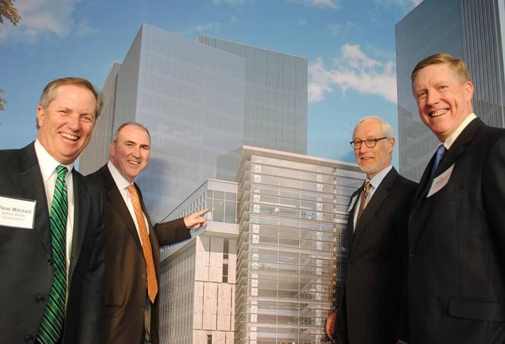 Liberty Mutual Digs Plano; Kicking Off $325M Expansion