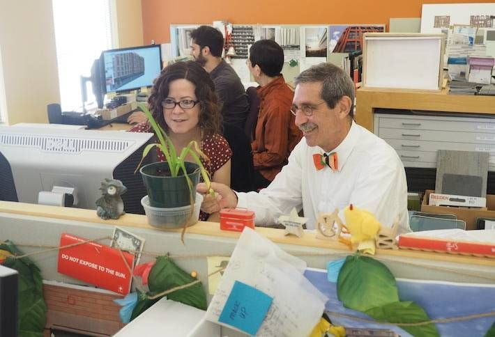 Power Couple Closes Boutique, Joins Gensler