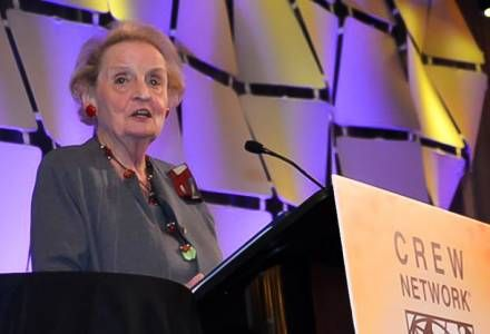 Madeleine Albright: What Women Need to Know