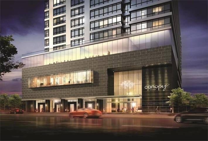 A Hotel First for Canada: Canopy by Hilton Coming to Bloor Street