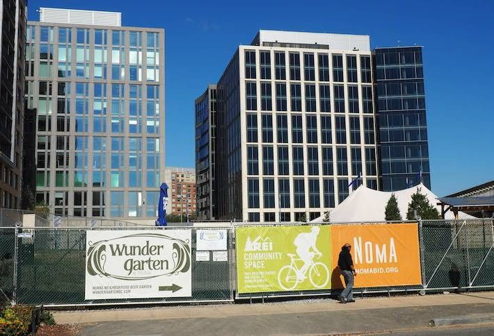 NoMa Just Landed the Biggest Office Lease of the Year