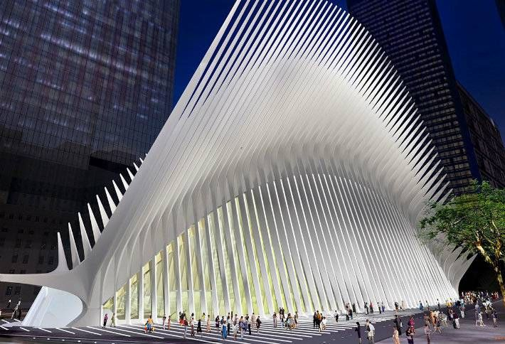 Port Authority Blames 3 World Trade Center For Leaks In Oculus