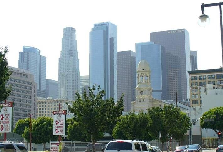 Downtown LA: Past, Present and Future