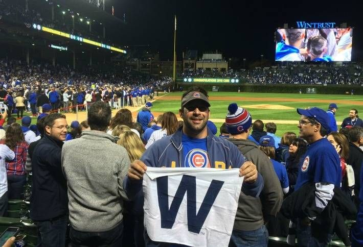 These Real Estate Stars Bleed Cubbie Blue