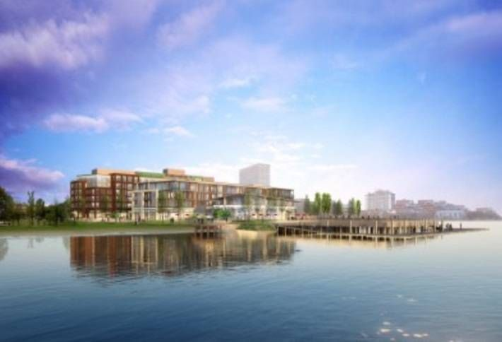 Old Town Waterfront Project Unanimously Approved
