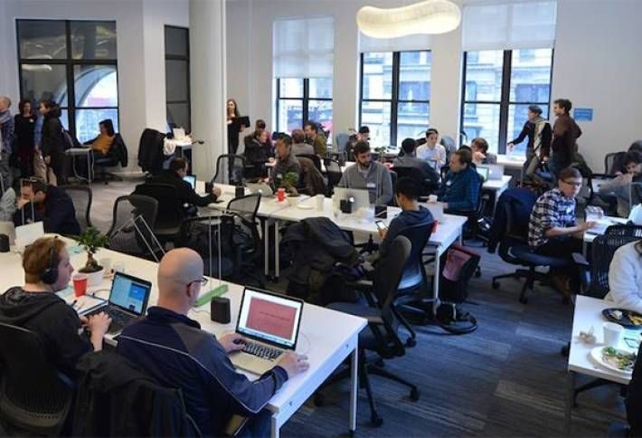 Co-working's Going Mainstream. Here's What You Should Know.