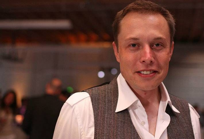 Tesla and SpaceX Founder Elon Musk