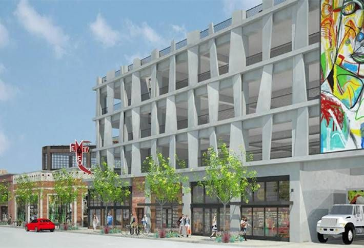 LA's Arts District Continues Transformation with Creative Office Mixed-Use
