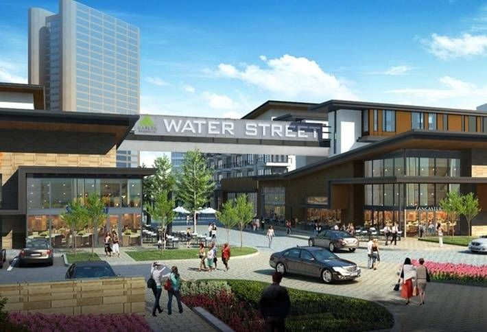 Long-Delayed Water Street Project Begins Construction