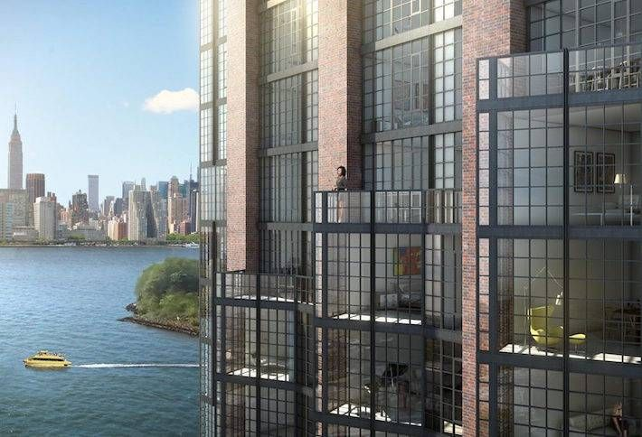 Brookfield Planning Another 1,200 Rentals At Greenpoint Landing