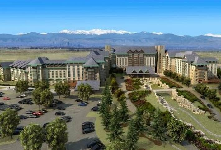 Gaylord Rockies Resort Gets $500M in Backing