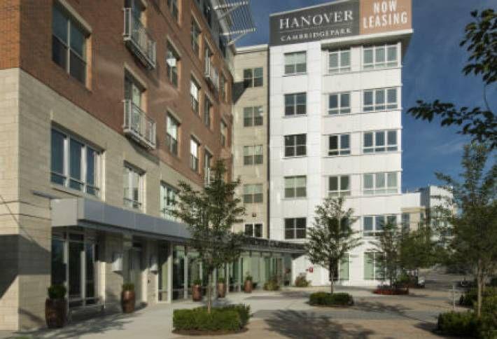 Hanover's Massive Commitment to Alewife, Cambridge