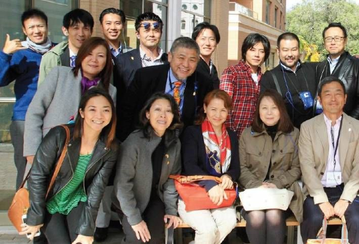 Delegates from Seven Countries Hit Salt Lake City