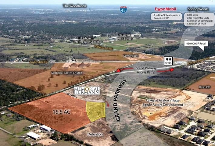 First Multifamily Land Buy in Slower Economy