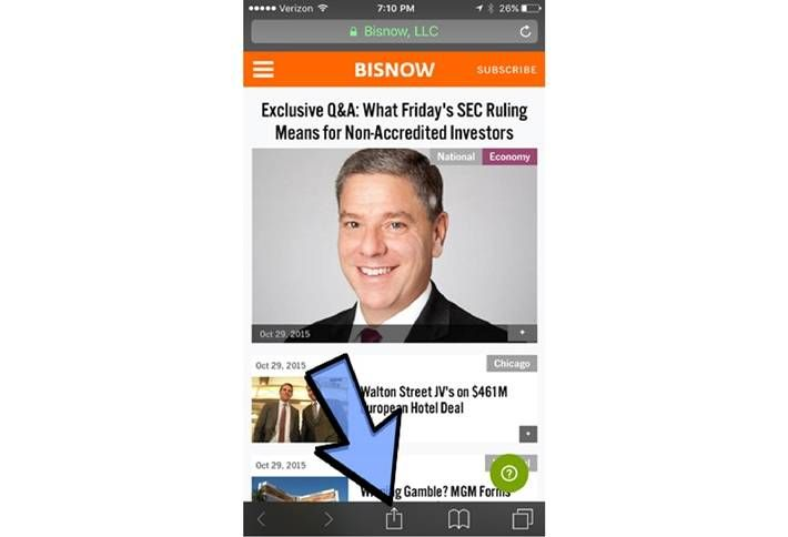 How to Get the Nation's Best Commercial Real Estate News on Your Phone