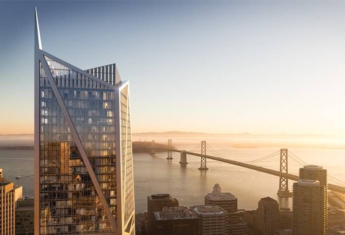 Law Firms Seek Ways to Reduce Bay Area Office Space