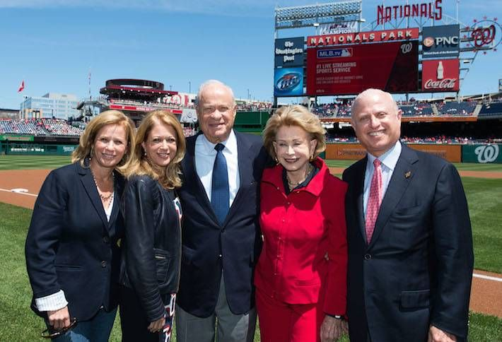 Exclusive: Q&A with Nationals Owner, Real Estate Legend Ted Lerner