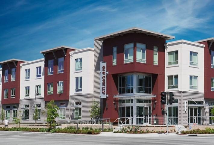 Affordable Housing Project Showcases Green Tech in Mountain View