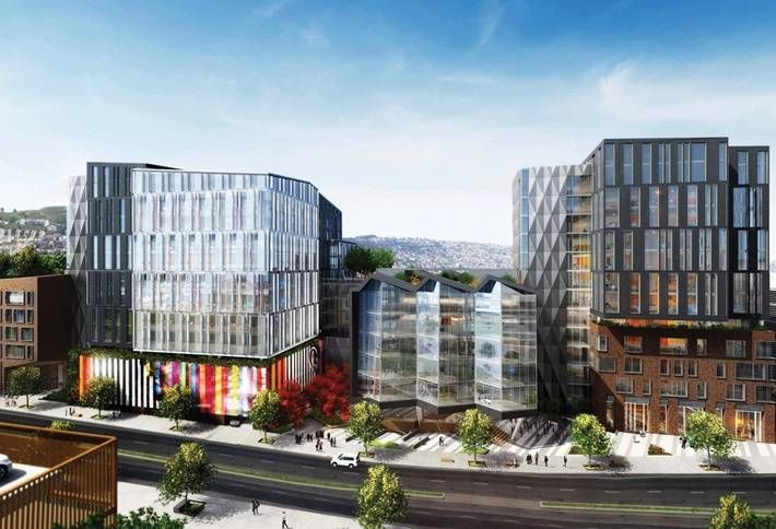 How Two Massive Office REITs Are Approaching the Bay Area
