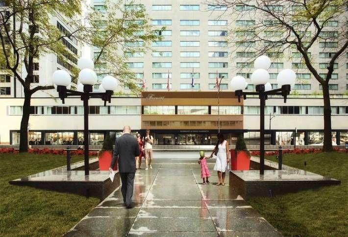 Montreal's Queen Elizabeth Hotel's $140M Revamp
