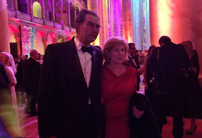 Helen Mirren, Justice Breyer at Harman Center Gala