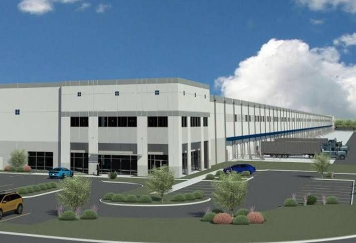 Rooker Signs Exel for 1M SF Distribution Hub