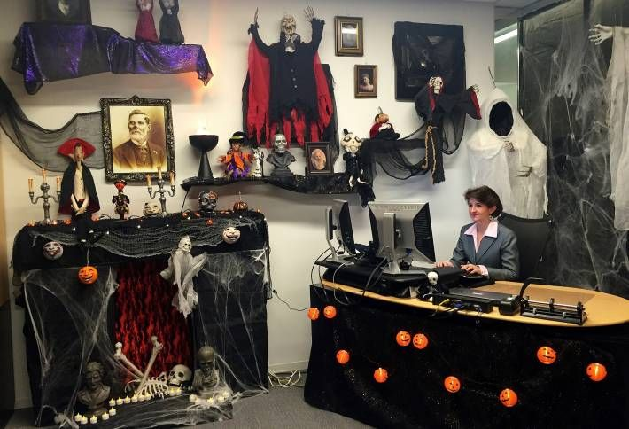 Five Legal Halloween Haunts