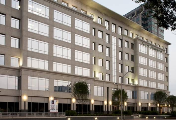 Parkway Properties Exits Central Perimeter, Sells 7000 Central Park to CBRE Global Investors