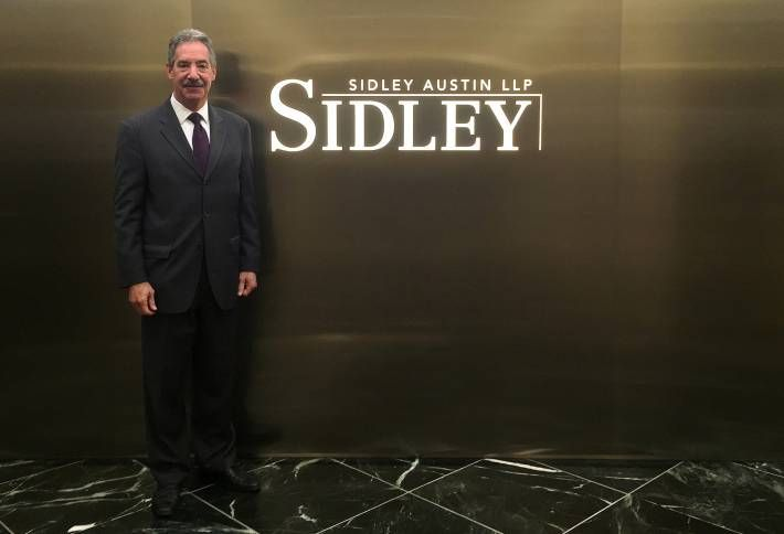 Sidley Defies Trend, Stays Put on K Street