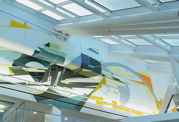 Exclusive Q&A: CBRE's Lew Horne on Next-Gen Creative Space