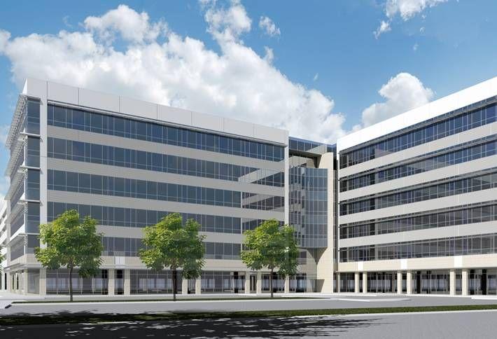 Houston's Office Construction Still No. 2 in US
