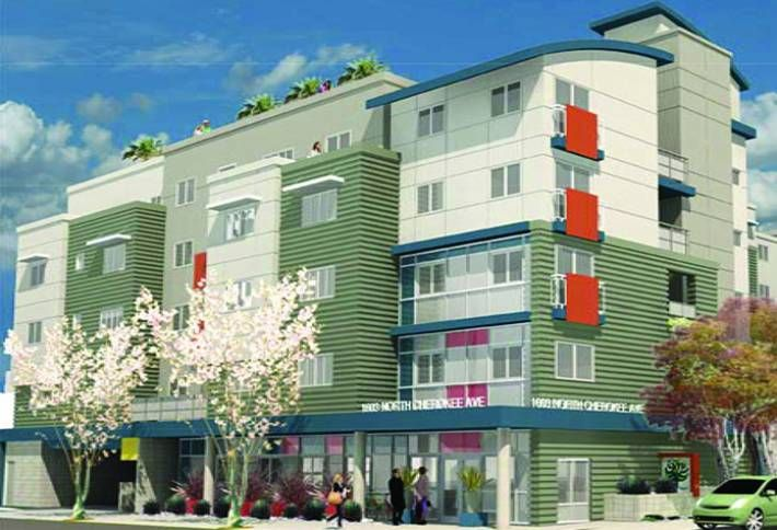 Workforce Housing for LAUSD Employees Rising in Hollywood