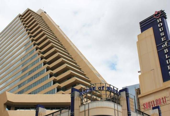 Could Showboat Casino Become An Office?