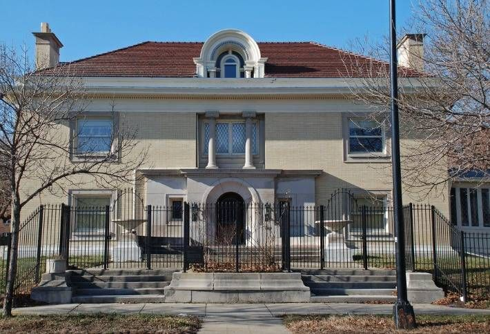 Zoning Change Needed to Turn Historic Mansion into Co-Working Space
