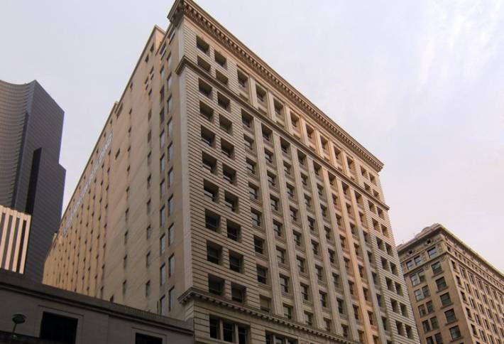 Hong Kong Buyer Snaps Up Vintage Seattle Office