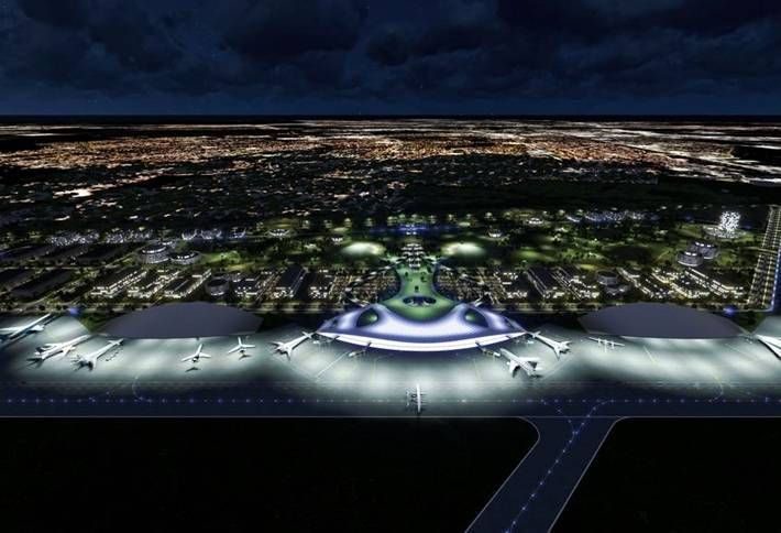 Property Development Is Starting To Take Off At The Houston Spaceport