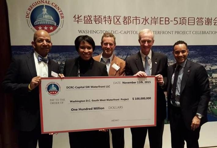 Mayor Bowser Announces $155M in Foreign Investment for Development Projects