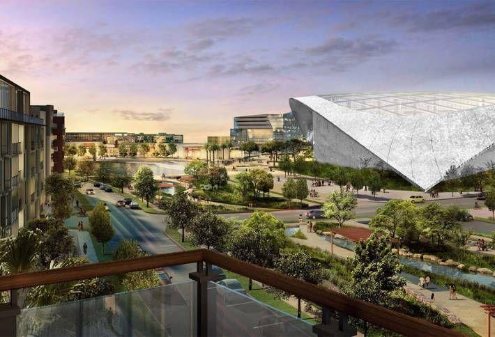 FAA Study Presents Challenge for Inglewood's Proposed NFL Stadium
