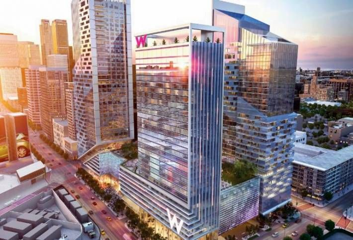 Bisnow Exclusive: Why This Asian Developer is Betting Billions on LA's Hotel Scene
