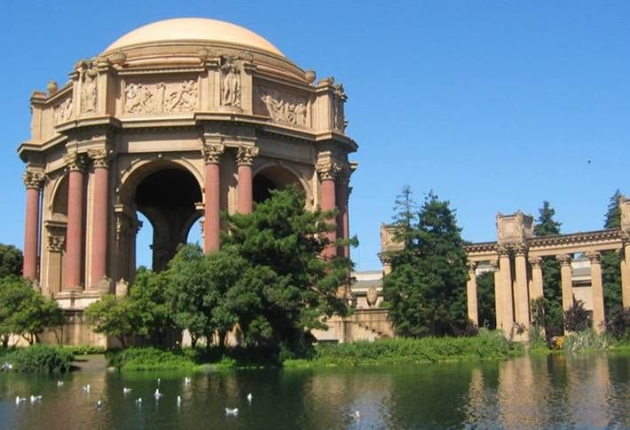 Plans for Palace of Fine Arts Face Strong Opposition