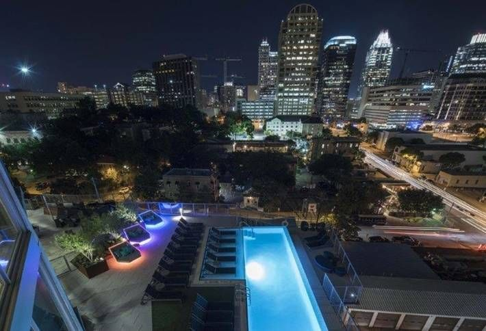 What's the Latest Luxury Living in Downtown Austin to Open?