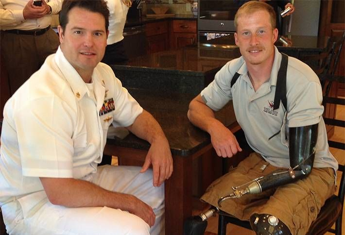 Bisnow Exclusive: Navy SEAL Brings Elite Strategy to Commercial Real Estate