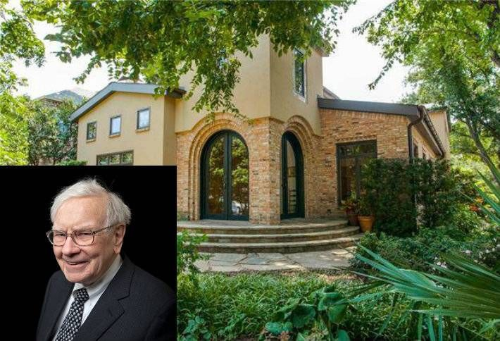 Warren Buffett Makes a Play for Local Luxury Real Estate