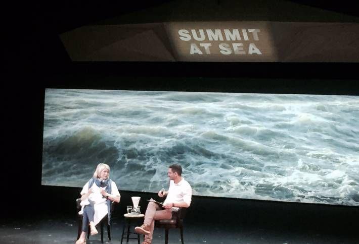 SUMMIT AT SEA 2015