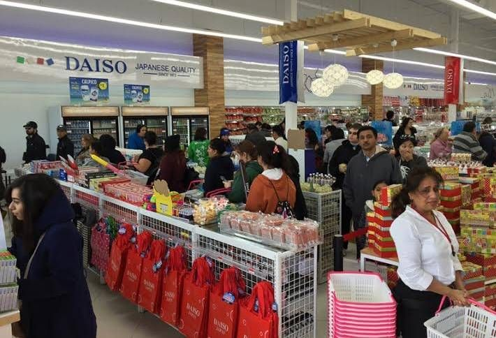 Japanese Retailer Opens Second of 50 Texas Stores