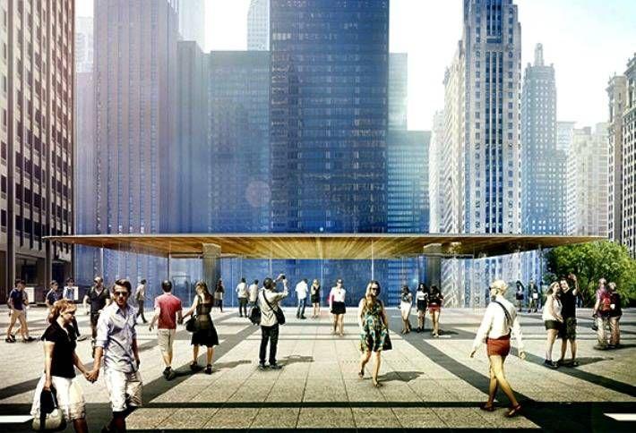 Apple Store's Upcoming Move May Change Riverwalk