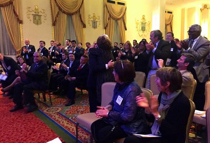Veterans Organization That's Helped 100k Honors Congressman, Founder
